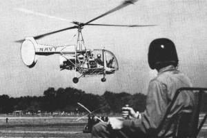 Remote_controlled_Kaman_HTK-1_in_flight_c1956