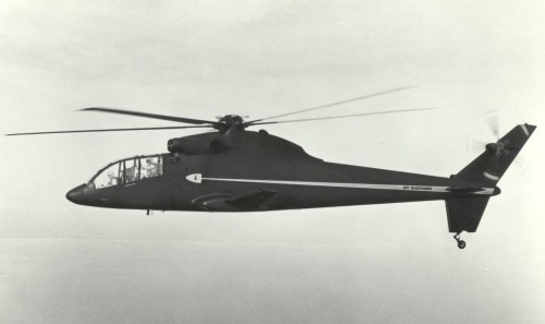 Photo from AHS International, courtesy of Sikorsky Aircraft (no modifications to original image) (image provided under Creative Commons Attribution-ShareAlike 4.0 International/CC BY-SA 4.0 license)  To see this aircraft in Vertipedia follow this link,  https://vertipedia.vtol.org/aircraft.cfm?aircraftID=426