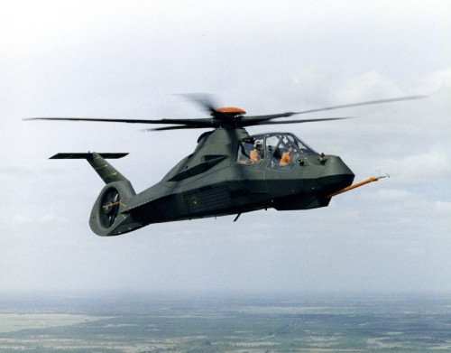 RAH-66 Comanche, from Vertiflite, Fall 2004 (page 2004).