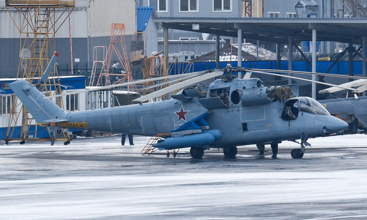 russian mil v 12 helicopter with 9xgt on 1542549 besides Strangest And Weirdest Planes On Earth additionally Russia Laos Ink New Military Helicopter in addition 5VMBifn GV8 further Mil Mi 4.