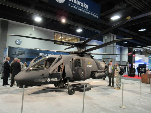 Raider prototype no. 2 at AUSA in Washington, DC, in early October 2015.  Vertiflite, January/February 2016 (page 14)