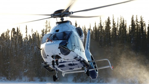 Airbus Helicopters in January 2017 completed cold weather trials of its H160. Following low/high temperature tests conducted in a climate chamber in Vienna, Austria, the H160 flew to Yellowknife in Canada's Northwest Territories, where Airbus sought to run the aircraft in temperatures as low as -40 °C (-40 °F), according to Airbus and Vertical Magazine. From Vertiflite, March/April 2017 (page 7).