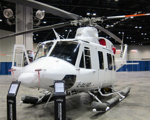 Photo taken at Heli-Expo 2015, Orlando FL, USA  Image donated to AHS International (Image provided under Creative CommonsAttribution-ShareAlike 4.0 International/CC BY-SA 4.0 license)