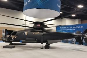 SikorskyS97Raidermock-upwithflightsimulatorscreens