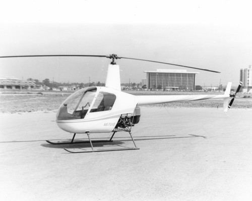 Robinson Helicopter has just announced its Model R22, an ultra-light 2-place helicopter designed to sell competitively with light airplanes. It is scheduled to be on the market late next year in the same price range as the Cessna 172 or Piper Cherokee.     From Vertiflite, November/December 1975.