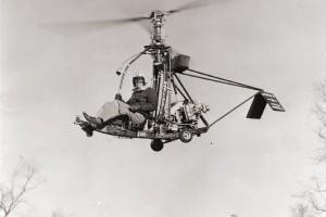 GyrodyneNavyXRON-1Rotorcycle1957