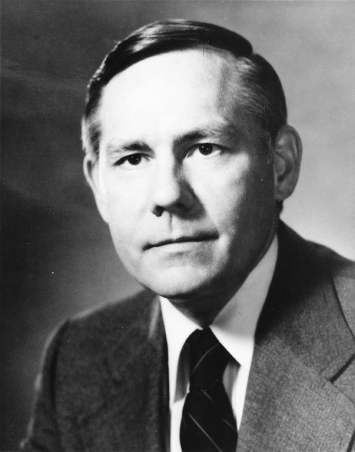 """Robert R. Lynn of Bell Helicopter Textron, Inc., received the Alexander A. Honorary Lectureship in 1992 for his lecture, """"The Rebirth of the Tiltrotor.""""  From Vertiflite, January/February 1975"""