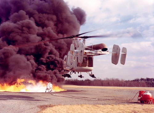 HH-43B_Huskie_during_a_firefighting_exercise_c1960s.jpg