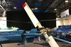 Enstrom-480B-G-ENHP-tail-rotor-hub