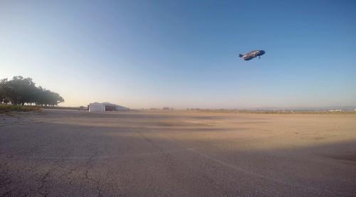 Cormorant Test Flying July 11, 2016. Urban Aeronautics photo.