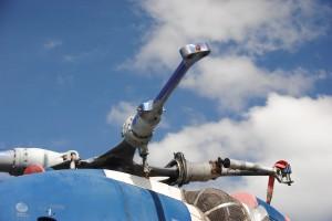 Westland-W30-100-main-rotor-hub