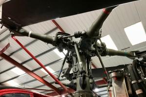 Westland-Scout-AH.1-main-rotor-head