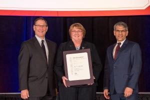 Gorton-receives-Honorary-Fellowship-award