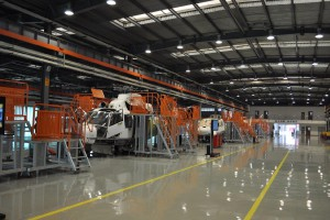 Avicopter---civil-production-line