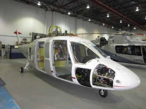 Latest Helijet acquisition. VFS Photo.