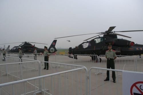 Z-19, Enstrom 480B and Z-10. VFS Photo.