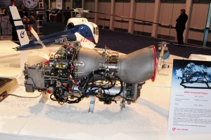 AVIC-WZ8C-engine-mock-up