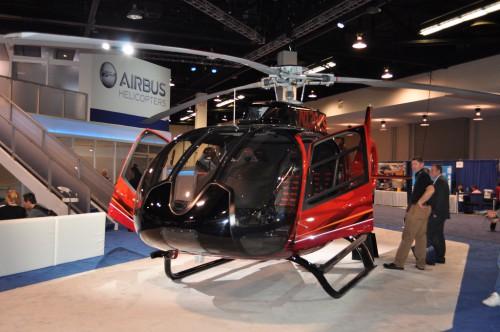 Airbus EC130T2. VFS Photo.