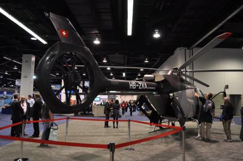 Marenco Swisshelicopter prototype. VFS Photo.