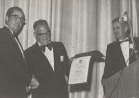 Honorary Fellowship in 1978 at Forum 34 was presented to Jan M. Drees, Director of Technology, Bell Helicopter Textron, for excellence and persistence in developing helicopter technology including the ramjet helicopter, vibration isolation, flight dynamics, aerodynamics, rotor design, and helicopter testing.