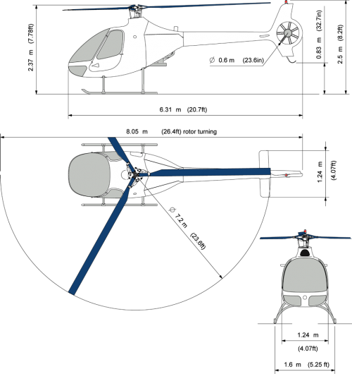 The layout of the Guimbal Cabri G2. Source: https://www.guimbal.com/index2.php?l=6#p=31