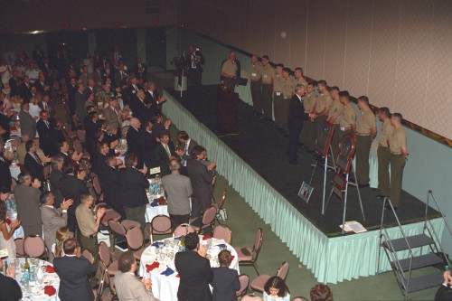 Forum 52 Awards Banquet at the Sheraton Washington Hotel, Washington, D.C., June 5, 1996. VFS photo. CC BY-SA 4.0.