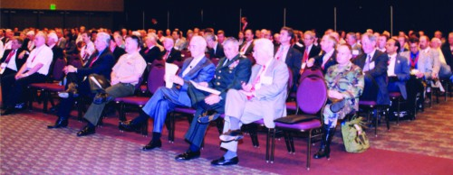 A generic scene of eminent participants at annual Forum 59, 2003.  Forum 59, May 6-8, 2003 Phoenix, Arizona USA