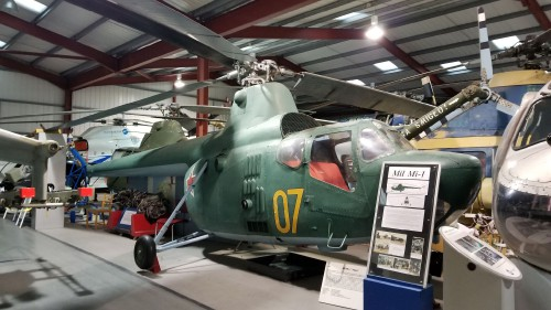 Photo taken at The Helicopter Museum, Weston-Super-Mare, UK.  Image by Mike Hirschberg for VFS (image provided under the terms Creative Commons license Attribution-ShareAlike 4.0 International (CC BY-SA 4.0))