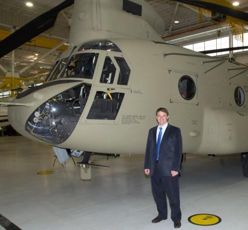 Jeffrey Lee Langhout, Director, US Army Aviation Engineering Directorate  Leadership Profile: Vertiflite May/June 2015