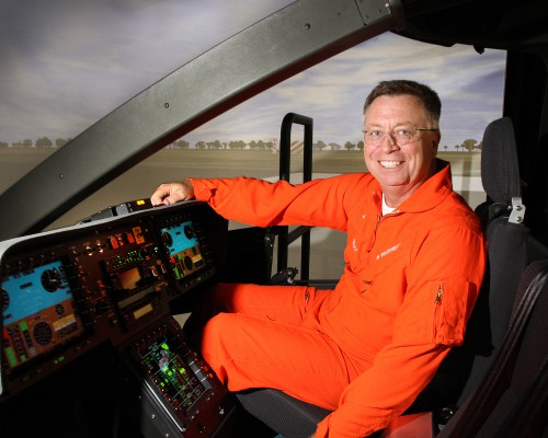 Kevin Bredenbeck, Technical Fellow, Sikorsky Aircraft  Leadership Profile: Vertiflite March/April 2015