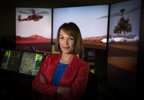 Kim smith, Vice President of Attack Helicopter Program, The Boeing Company  Leadership Profile: Vertiflite January/February 2015