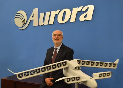 Carl G. Schaefer, Jr., LightningStrike VTOL X-Plane Program Manager Aurora Flight Sciences Corporation  Leadership Profile: Vertiflite September/October 2016