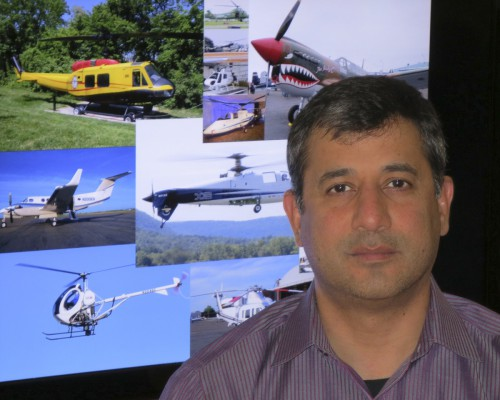 Dr. Ashish Bagai, Program Manager, Tactical Technology Office Defense Advanced Research Projects Agency (DARPA)  Leadership Profile: Vertiflite March/April 2013