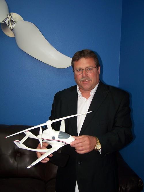 Jon S. Tatro, President, International Affairs and Program Manager, Carter Aviation  Leadership Profile: Vertiflite July/August 2014