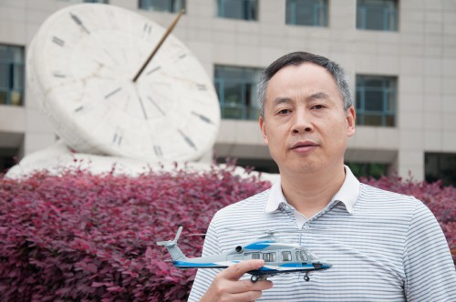 Professor Pinqi Xia, PhD, Dean of Graduate School, Nanjing University of Aeronautics and Astronautics (NUAA)  Leadership Profile: Vertiflite November/December  2014
