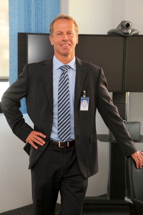 Gilles Bruniaux, Vice President, Fleet Safety, Eurocopter  Leadership Profile: Vertiflite January/February 2012