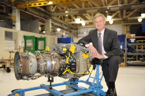 Edwin P. Birtwell, Vice President & General Manager, Turboshaft Engines, GE Aviation  Leadership Profile: Vertiflite September/October 2012