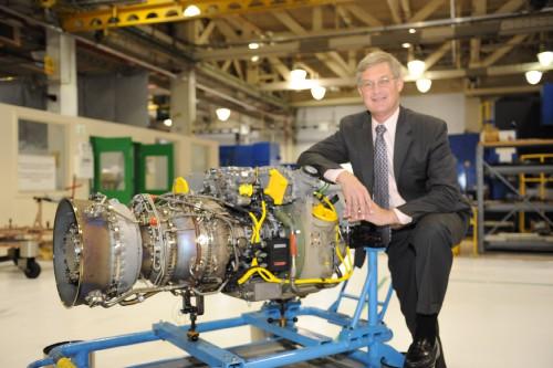 Edwin P. Birtwell, Vice President & General Manager, Turboshaft Engines, GE Aviation  Leadership Profile: Vertiflite September/October 2012