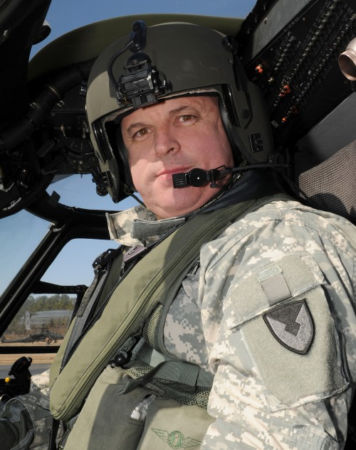 Colonel Thomas H. Bryant, Commander, US Army Aviation Applied Technology Directorate  Leadership Profile: Vertiflite Summer 2010