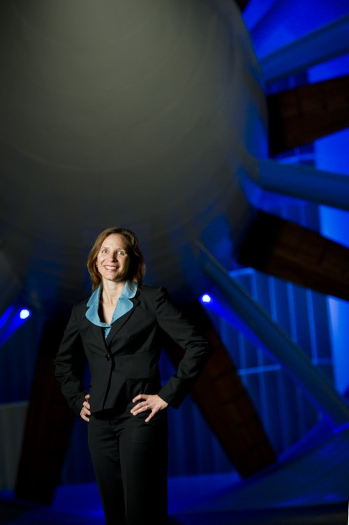 Dr. Patricia Stevens, Chief Technology Integrator, Boeing Advanced Mobility  Leadership Profile: Vertiflite Winter 2011