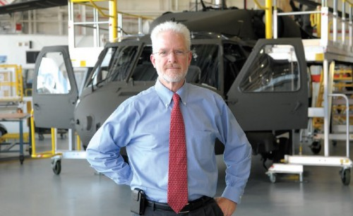 Mark F. Miller, Vice President, Research & Engineering, Sikorsky Aircraft  Leadership Profile: Vertiflite Winter 2010