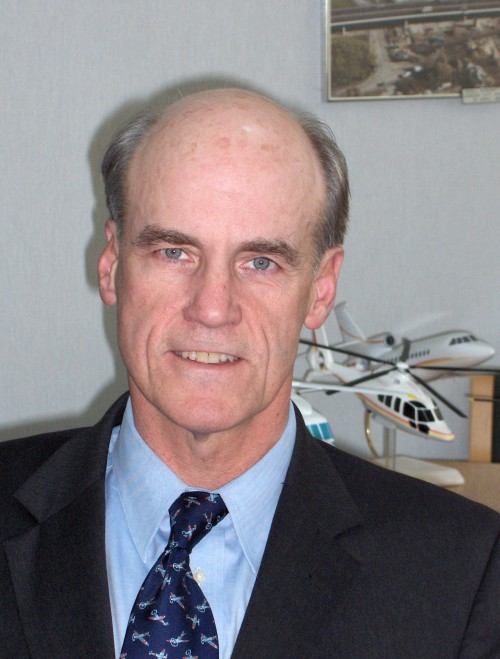 Robert Sheffield, Managing Director, Shell Aircraft Limited  Leadership Profile: Vertiflite Winter 2007