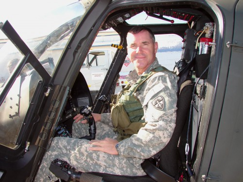 Colonel Christopher C. Sullivan, Commanding Officer, US Army Aviation Technical Test Center Photo Credit: Paul Reynolds  Leadership Profile: Vertiflite Summer 2009