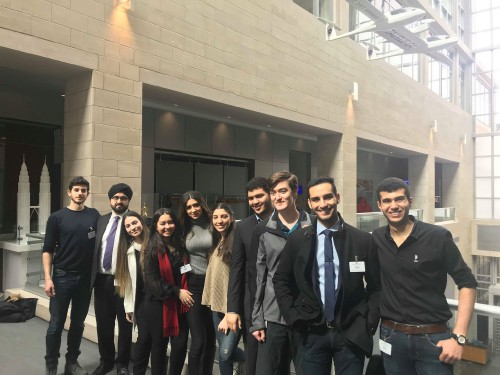 On March 29, 2018, the Concordia University chapter visited the International Civil Aviation Organization (ICAO) headquarters in Montreal, Canada. More than 20 students attended the event, organized by Ms. Sarah McLaggan and VFS Concordia, and guided by Mr. William Raillant-Clark.