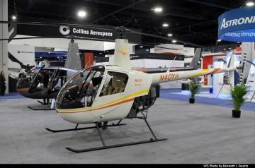 Robinson-R22-N40YR-MSN-4797-Robinson-40th-Anniversary--Heli-Expo-2019-Atlanta-2019-03-08