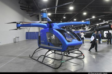 Surefly-Manned-Rotor-N834LE-MSN-00001-Workhorse-Group--Heli-Expo-2019-Atlanta-2019-03-08