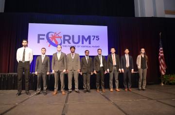 VFF-Scholarship-Winners_VFS75-Awards-Banquet---back-row-_20190515_DSC_2946