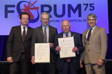 VFS-Honorary-Fellows_William-Walsh-and-Prof-Friedmann-with-R-Garavaglia--M-Hirschberg_VFS75-Awards-Banquet_20190515_DSC_3180