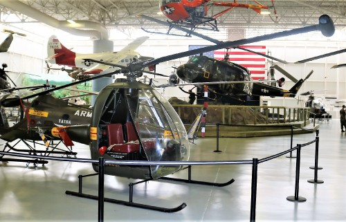 Photo taken at the U.S. Army Aviation Museum, Fort Rucker, AL by Gene Munson