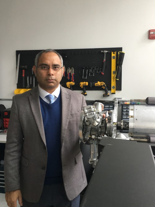 Dr. Anubhav Datta, Associate Professor, University of Maryland  Vertiflite Leadership Profile published in Vertiflite Jan/Feb 2020